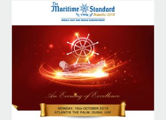 The Maritime Standard Awards 2018