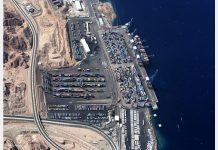 Aqaba changes strengthen Iraq gateway role