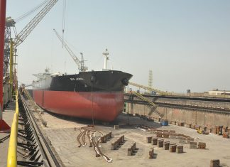 ASRY has recently retrofitted a BWTS on an AMPTC VLCC