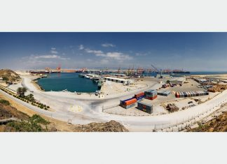 Salalah port has purchased new bulk handling equipment