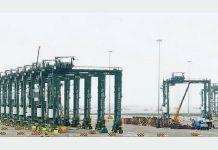 Bharat Mumbai adds more RTG cranes