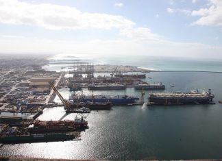 Drydocks World is now part of DP World and is reported to be contributing positively to revenue streams