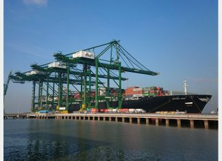 BMCT, the newest container terminal at JNPT, has got off to a good start