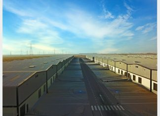 KIZAD is investing in new warehousing units
