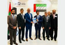 TMS officially unveils UAE Yearbook at SMM
