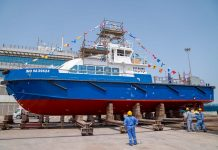 Grandweld delivers first KOC crew boat