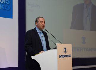 Nikolas Tsakos, Chairman of Intertanko