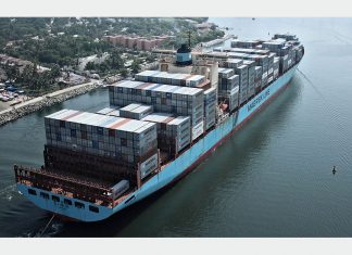 Maersk has developed new guidelines for dangerous goods stowage