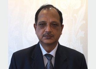Suresh Sinha, IRS managing director