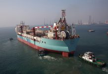 Milestone for Drydocks World Dubai