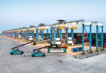 Konecranes wins Middle East port automation deal