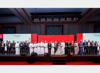 Winners of The Maritime Standard Awards 2018