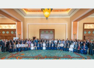 Around 100 members of the regional maritime community attend the DNV GL Technical Committee Meeting at the Atlantis The Palm, Dubai