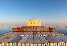 Maersk trials Suez Canal alternative