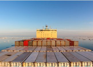 Venta Maersk recently completed a pioneering voyage on the Northern Sea route