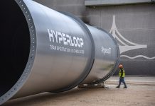 First Hyperloop to be built in Abu Dhabi