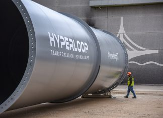 Hyperloop technology will be commercially operational for the first-time next year in Abu Dhabi