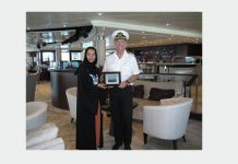 First for Abu Dhabi Cruise Terminal