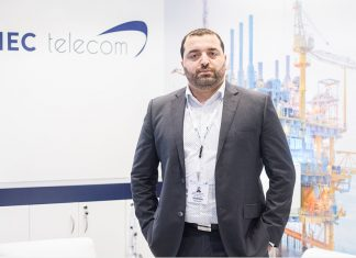Nabil Ben Soussia, Managing Director, IEC Telecom Middle East