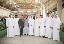 Official opening for DMC ship repair facility