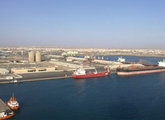Traffic at Yanbu Commercial port has increased significantly, with the port handling its largest ever ship recently