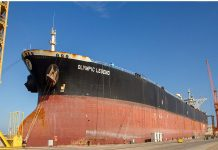 SCI VLCC docks in Oman