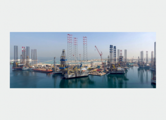 Lamprell's yard in Hamriyah, UAE, will carry out around 85% of the construction work for the two new rigs