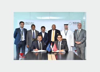 Trustworthy.ae will invest around AED 365 million in a new ICD and CFS at Kizad, that will be operated by Hayleys Advantis