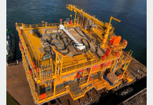 Drydocks World completes major offshore construction project