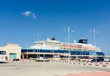 Dubai cruise season off to a flying start