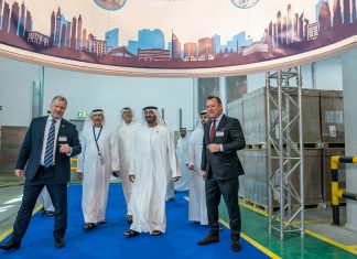 Kuehne & Nagel has opened a facility for high value goods to its Dubai logistics facilities