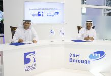 ADNOC wins Borouge container transport contract