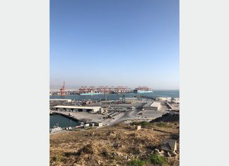 Salalah Port, which has been operational for 20 years, is looking to make greater use of solar energy