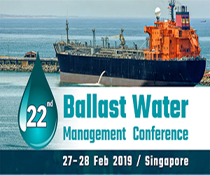 22nd Ballast Water Management Conference