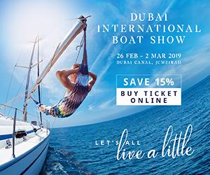 Dubai International Boat Show 2019