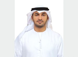 Captain Abdulkareem Al Masabi, chief executive of ADNOC L&S