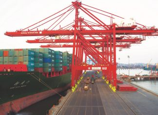 JNPT remains the only Indian container port in the world top 30