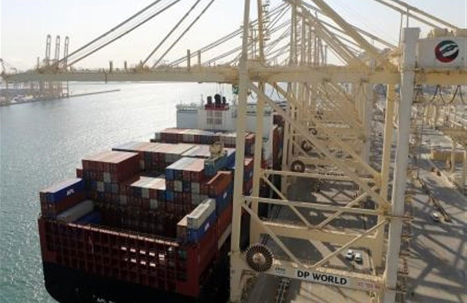 Jebel Ali container traffic was down last year as DP World concentrated on more profitable cargo flows