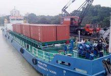 Indian river transport debut for Maersk Line