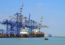 Double digit cargo growth at Adani Ports