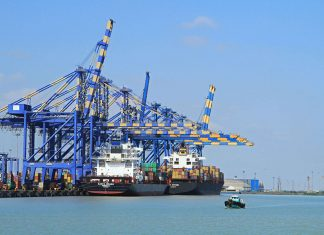 Adani's Mundra port handled over 100 million tonnes in the first 9 months of the 2018/19 financial year