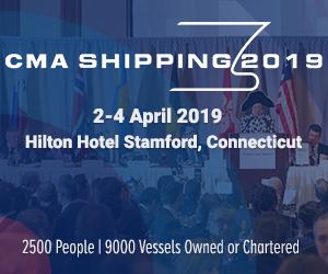 CMA Shipping 2019