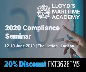 2020 Compliance Seminar by Lloyd's Maritime Academy