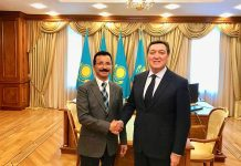 DP World discusses opportunities in Kazakhstan