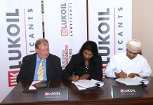 Oman Shipping and Lukoil extend supply agreement
