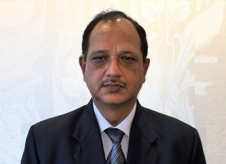 IRClass managing director, Suresh Sinha
