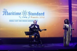 We are The Maritime Standard at The Maritime Standard Awards 2016