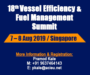 18th Vessel Efficiency & Fuel Management Summit
