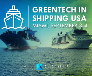 GreenTech in Shipping USA Forum