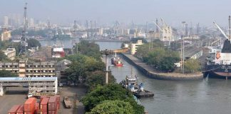 The market share of the 12 Indian major ports increased further to around 60% last financial year